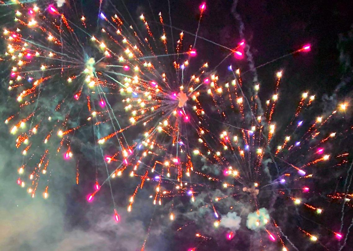 Feuerwerk Raketen