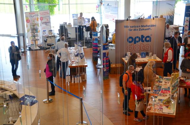 So war's beim Internationalen Podologie-Symposium in Friedrichshafen