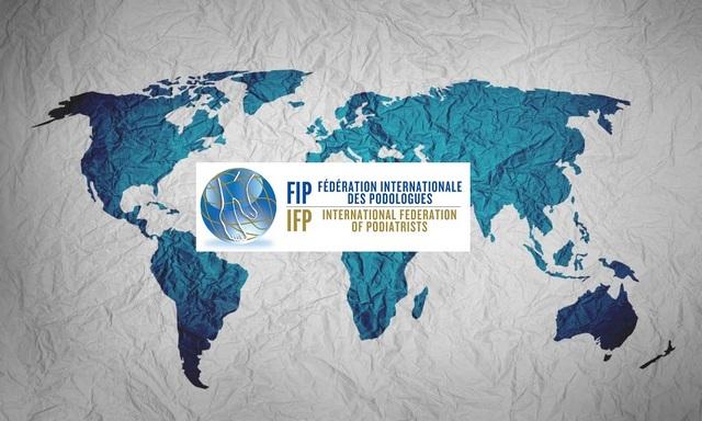 Alles Gute zum International Podiatry Day!
